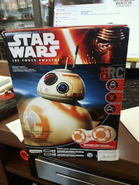 Starswars BB8 rc never been used - Allstarpawn