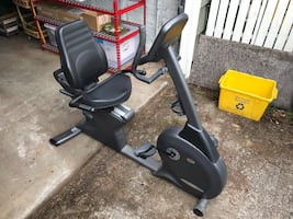 Vision fitness exercise bike