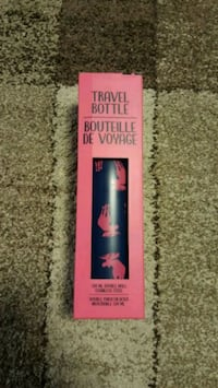 Travel bottle