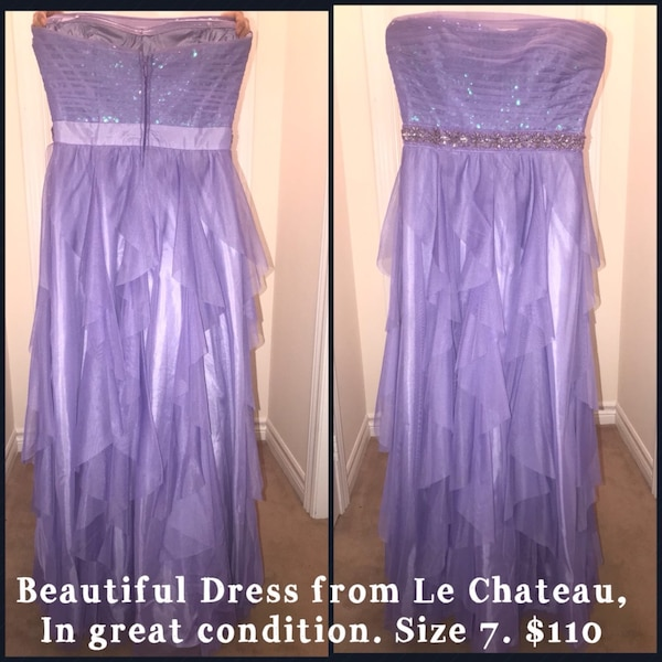 women's purple spaghetti strap dress