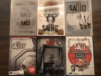 Saw. 6-Film DVD Collection