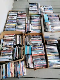 1000 assorted DVD movie best offer take them all