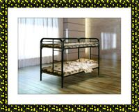 Twin bunkbed frame free mattress and delivery Alexandria, 22305