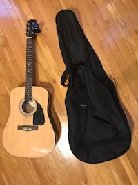Fender FA-10 Acoustic Guitar with Free Gig Bag and tuner Cambridge, 02138