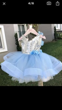 1 and up dress brand new Toronto, M6A 2Y4