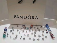 $25-$35 each- Authentic Pandora Charms