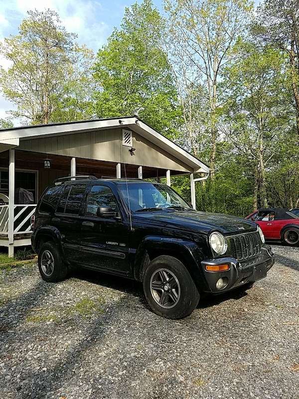 Sold 2004 Jeep Liberty Rocky Mtn Edition 4x4 In Cleveland