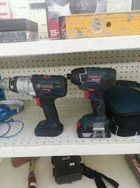 Bosch hammer drill & driver Mount Pleasant, 28124