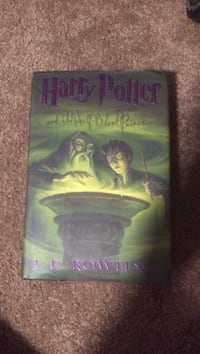 Harry Potter and the half blood prince by J K Rowling book Anchorage, 99577