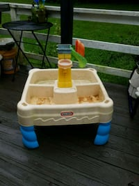 Used lottle tikes water and sand table Frederick, 21702
