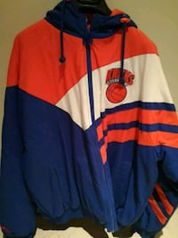 Bomber Mitchell&Ness Uomo New York Knicks 7596 km