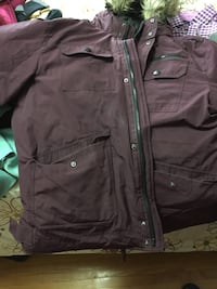 mens winter jacket size extra large mint condition  Toronto, M9V 1N7