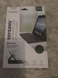 Targus keyboard case for iPad Air brand new Mississauga, L4Y