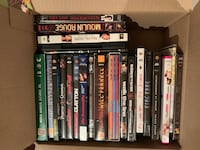assorted DVD movie case lot Vaughan, L4H 0G6