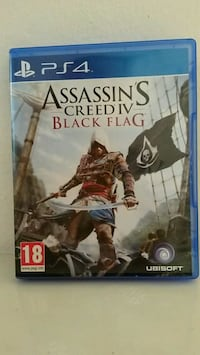 Assassin's Creed IV Black Flag PS4 Güller Pınarı Mahallesi, 07460