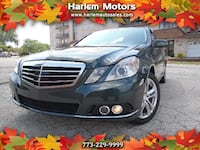 2010 Mercedes-Benz E-Class E350 4MATIC Chicago