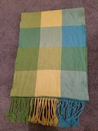 Real Kashmir scarf, wore once  Stafford, 22554