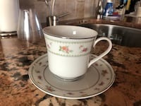 white and gray ceramic tea cup Levittown, 11756