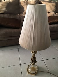 brown and white table lamp Kissimmee, 34741