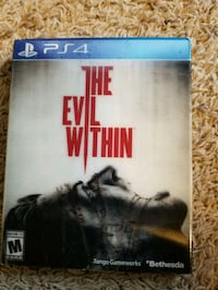 The Evil Within PS4 Cedar Hills, 84062