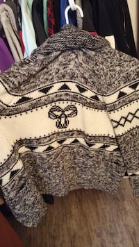 TNA sweater worn once