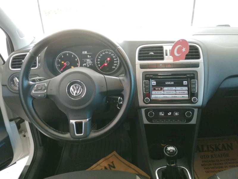 2013 Volkswagen Polo 1.4 85 HP CHROME EDITION 9