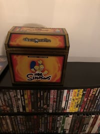 The Simpson box set (DVD) Vaughan, L4L 8H8