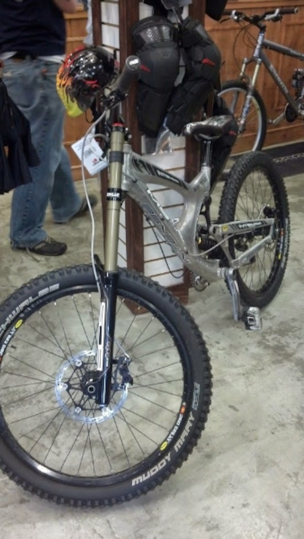 Used Dh Bike Intense M9 Fro For Sale In White Plains Letgo