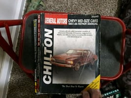 Chilton /General Motors Chevy Mid-Size Cars R