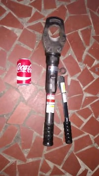 Hydraulic cable cutter  Rossville, 30741