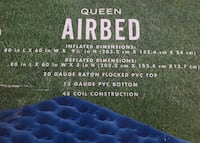 Queen airbed matress  Los Angeles, 91602