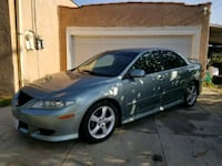 Mazda 6 AS IS for parts or fix.  Alhambra, 91801