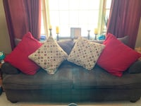 Couch, love seat and chair - Raymond and Flannigan - negotiable  Danbury, 06810
