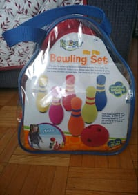 KidOozie 6 Pin Bowling Set