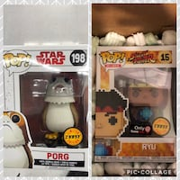 Limited Chase Funko Pops North Haven, 06473