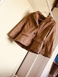 Brown button-up jacket Vancouver, V5X 3R4