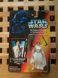Star Wars action figure in box Coquitlam, V3J 4G2