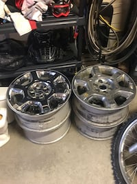 "Ford 6 lug 20"" rims Barrie, L4N 0A5"