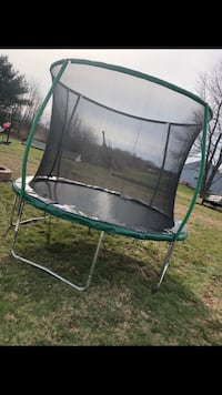 14' Trampoline like New