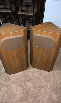 Bose floor speakers