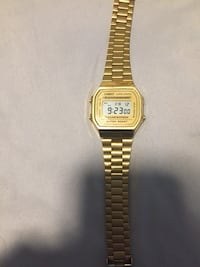 Gold Casio Watch  Alexandria, 22306