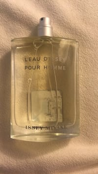 l'eau d'issey pour homme (Barely used) Ashburn, 20147