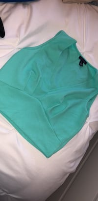 MINT GREEN TOP. SIZE SMALL Toronto, M1H 3J5