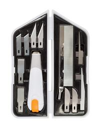 Fiskars Heavy-Duty Carving, Chiseling and Sawing Set Toronto