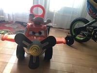 Disney: Planes Fire & Rescue Manassas, 20110