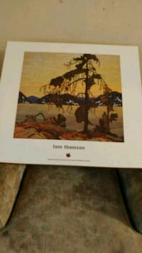The jack pine by tom thompson Kitchener