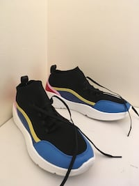 Size 10 Knit Sneakers by a new day
