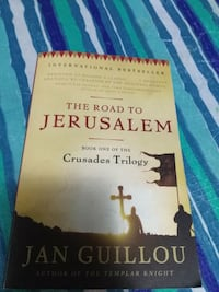 Road to jerusalem book London