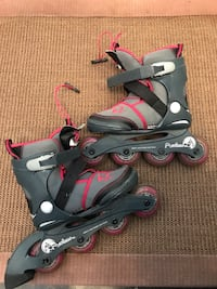 Girls roller Blades- GREAT CONDITION - Adjustable  Calgary, T3G