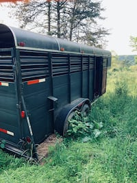 22 ft. Stock Trailer  Hedgesville